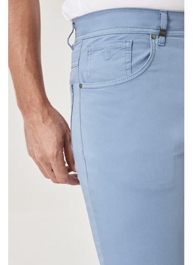 Beymen Business 4B0119200058 Regular Fit Pantolon  Mavi